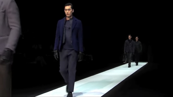 Emporio Armani - 2013 Fall Winter - Menswear Collection